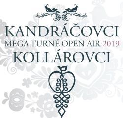 KANDRÁČOVCI – MEGA TURNÉ OPEN AIR 2019!
