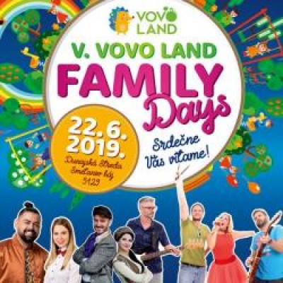 V. VOVO LAND FAMILY DAYS