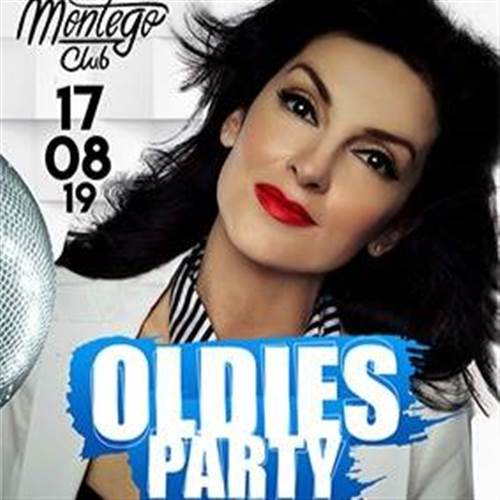 Oldies párty s Beátou Dubasovou │ Montego Music CLub