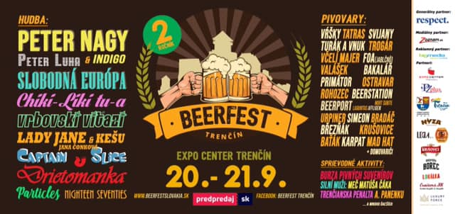 Beerfest Trenčín 2019