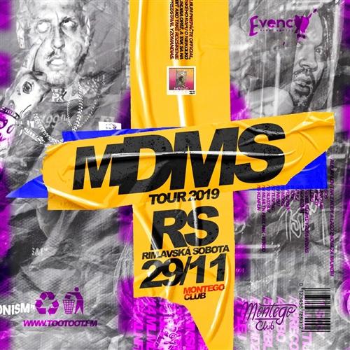 MDMS TOUR 2019 Rimavská Sobota │ 29.11.2019