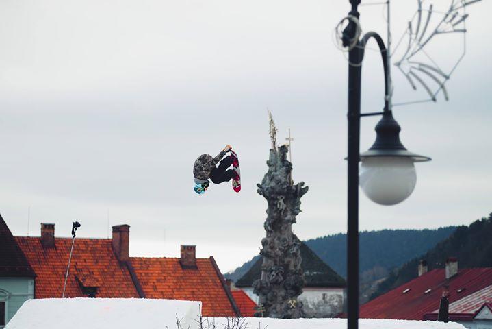 Big Air v meste Kremnica FIS Europa Cup 2020