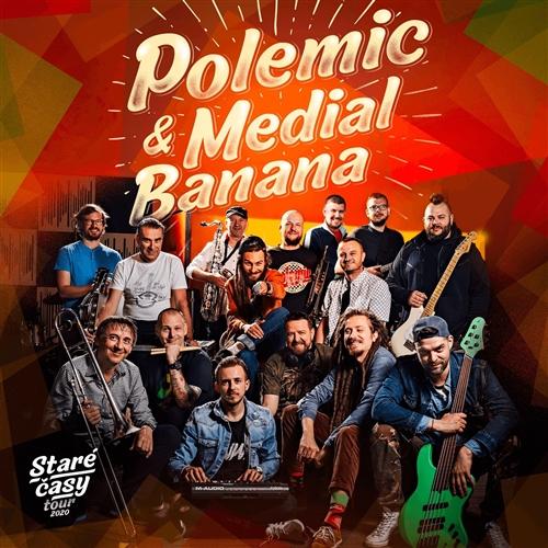 POLEMIC & MEDIAL BANANA - B. BYSTRICA - 6.3.2020