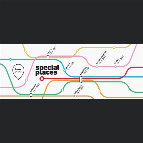 SPECIAL PLACES - 8TH URBAN SPOT B-DAY!