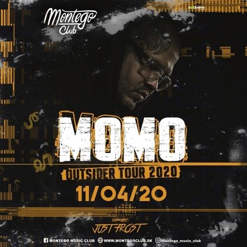 Momo - Outsider Tour 2020 | Montego Music Club